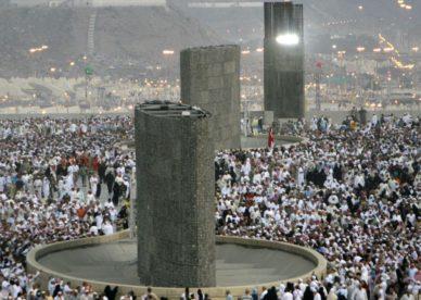 صور خلفيات منظر جميل الحجاج يرمون الجمرات Hajj Throw Stones