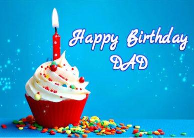 أجمل صور حفلة عيد ميلاد الأب Dad happy Birthday Candles Images-عالم الصور