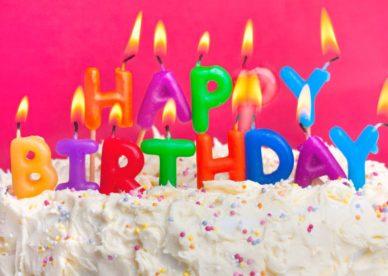 أحلى صور شموع عيد ميلاد للأطفال Kids Birthday Candles Images-عالم الصور