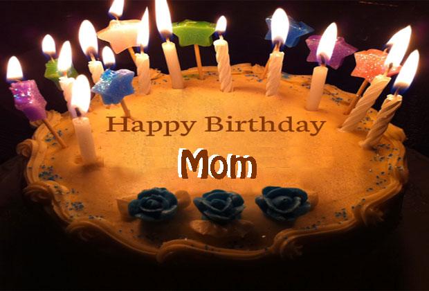 صور أحلى شموع عيد ميلاد الأم Mom Birthday Candles Images-عالم الصور