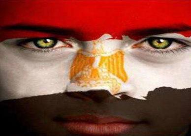 صور رسم علم مصر على وجة طفل مصري Drawing Egypt Flag On kid Face-عالم الصور