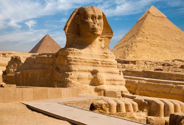 صور ابو الهول والاهرامات في الجيزة بمصر Sphinx Pyramids Photos-عالم الصور