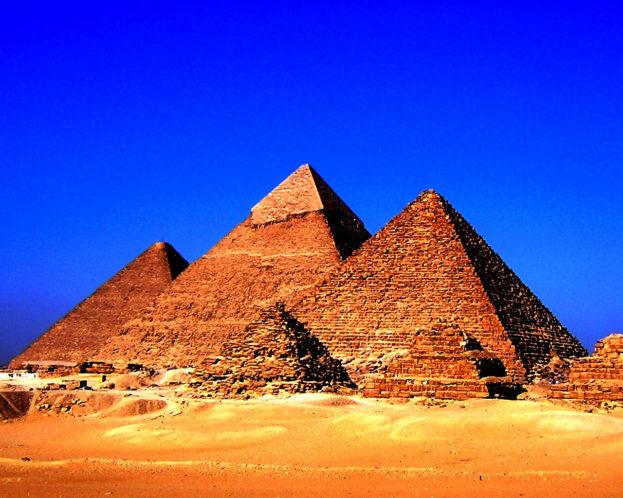 صور اهرامات الحضارة الفرعونية-عالم الصور
