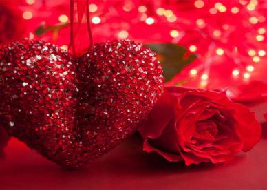 صور قلوب وزهور رومانسية تعبر عن الحب -عالم الصور