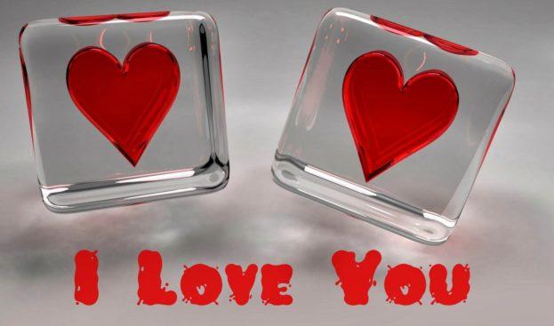 صور عن الشوق مكتوب عليها I Love You -عالم الصور