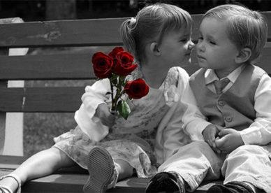 بالصور رومانسية الاطفال الحلوين-عالم الصور