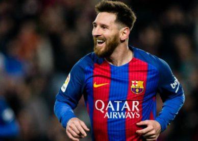 أفضل صور ميسي يبتسم من جديد في برشلونة فرحاً بالنصر Messi Smile Pictures
