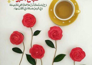 صور كلام جميل صباح الخير-عالم الصور
