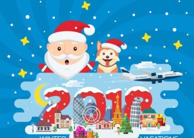 أحلى صور رأس السنة الميلادية الجديدة 2018-عالم الصور