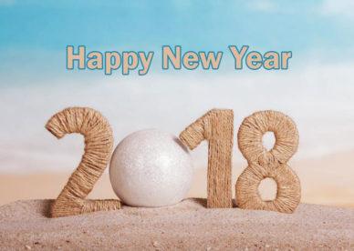 خلفيات السنة الجديدة Happy New Year Wallpapers 2018-عالم الصور