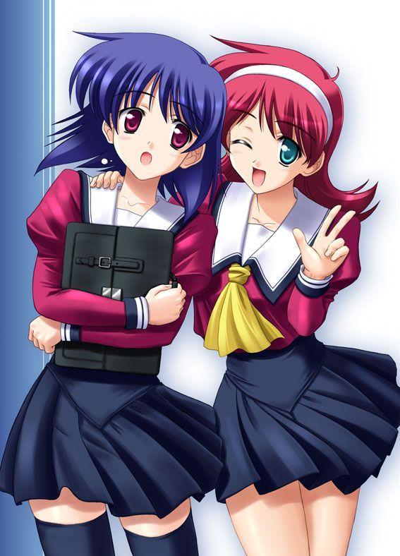 صور متحركة (2) - صفحة 46 Girls-Anime-Friends-forever-photos