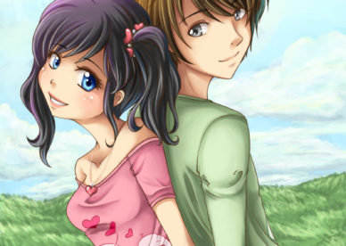 صور انمي رومانسي Anime Romantic-عالم الصور