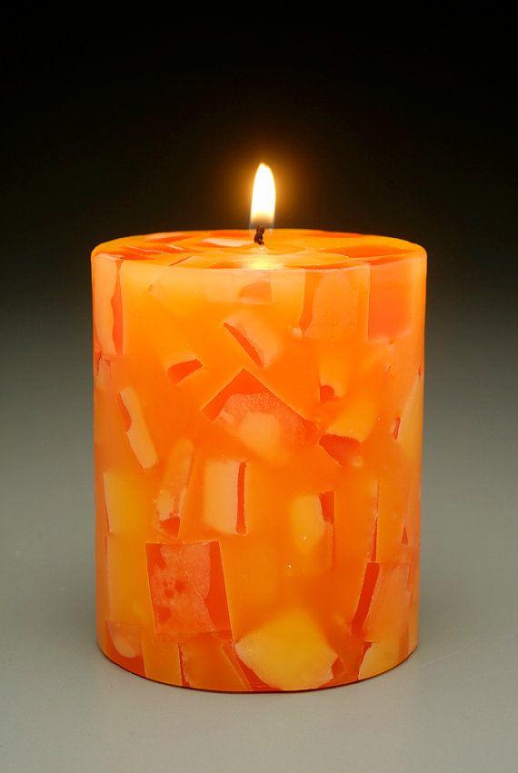 صورة شمعة جميلة رومانسية-عالم الصور