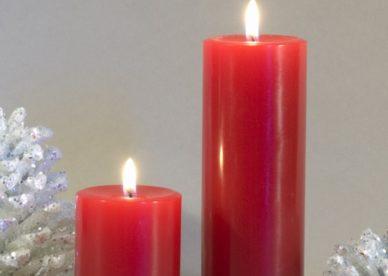 أجمل الشموع الرومانسية بالصور -عالم الصور