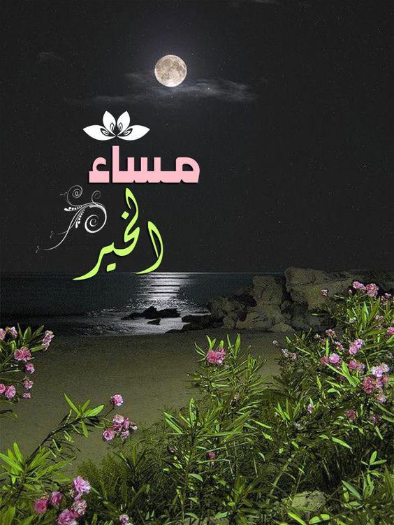 صور جميلة فيها مساء الخير-عالم الصور