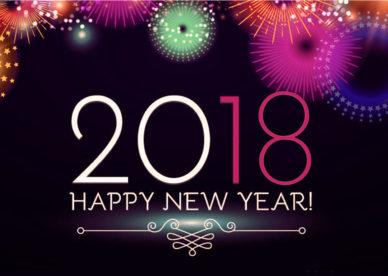 صور ليلة رأس السنة 2018 خلفيات السنة الميلادية العام الجديد-عالم الصور