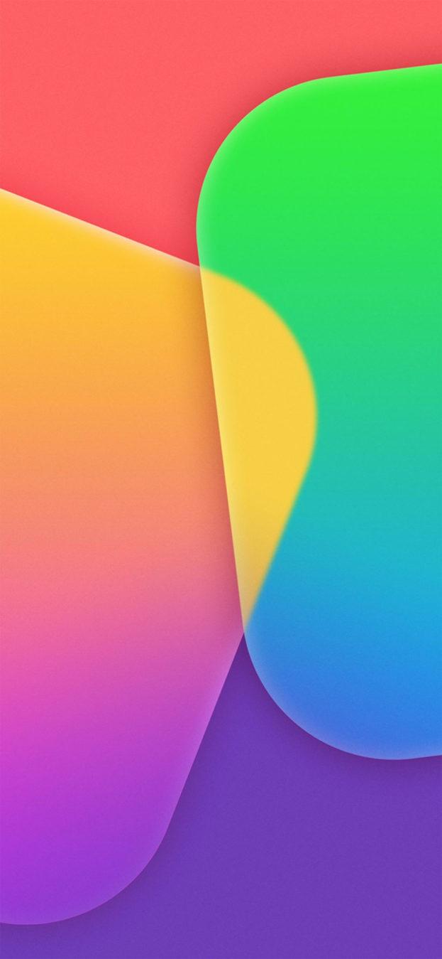 صور جميع خلفيات هاتف Iphone X الجديد الأصلية نظام Ios 11
