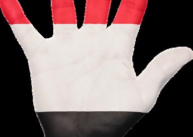 صور عن العلم اليمني-عالم الصور