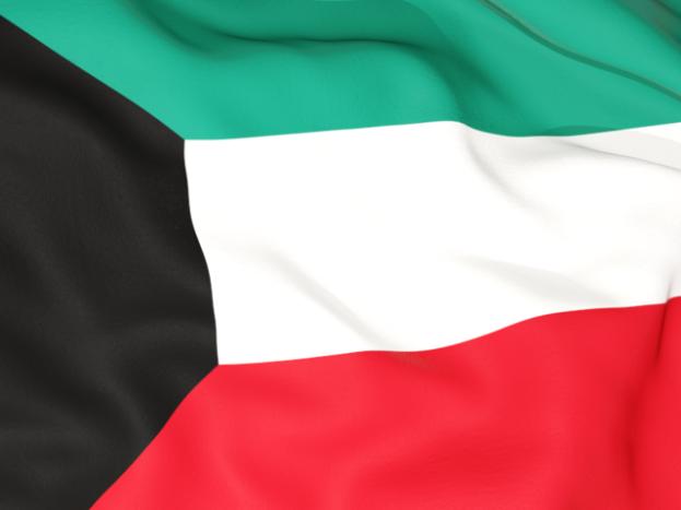صور عن العلم الكويتي-عالم الصور