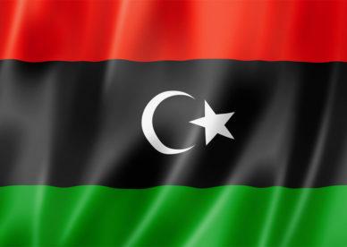 خلفيات العلم الليبي 2018-عالم الصور