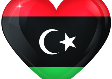 العلم الليبي 2018 وصور علم ليبيا-عالم الصور