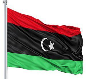 العلم الليبي في صور-عالم الصور