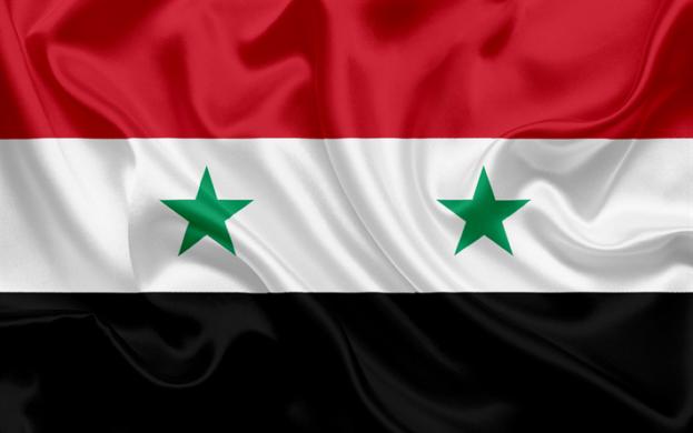 أجمل صور علم سوريا بدقة عالية-عالم الصور