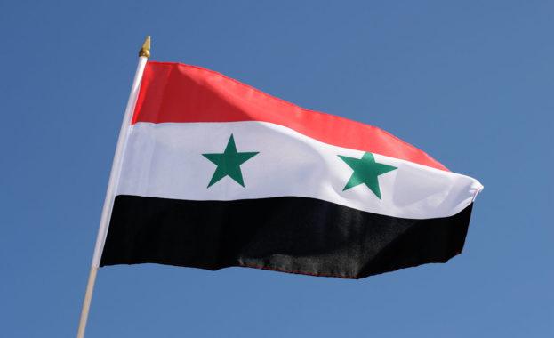صور علم الجمهورية العربية السورية-عالم الصور