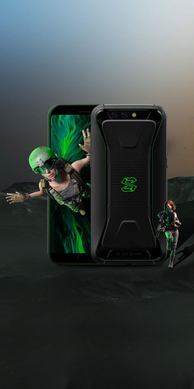 خلفيات عالية الدقة هاتف Black Shark واحلى خلفيات بلاك شارك من شركة شاومي Xiaomi - عالم الصور