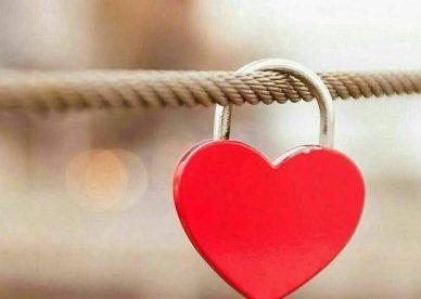 صور قلب حب أحمر رومانسي - عالم الصور