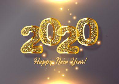 خلفيات العام الجديد 2020 - عالم الصور