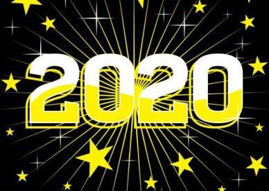 صور رأس السنة 2020 خلفيات العام الجديد - عالم الصور
