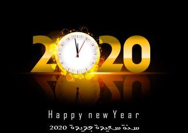 صور سنة سعيدة جديدة 2020 - عالم الصور