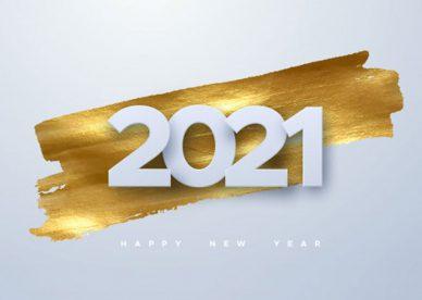 رمزيات العام الجديد 2021 - عالم الصور
