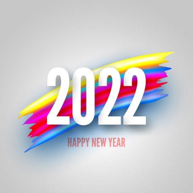 رمزيات العام الجديد 2022 - عالم الصور